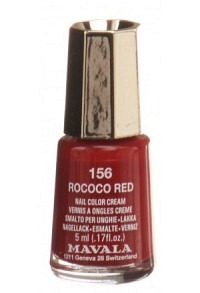 MAVALA Nagellack Carrousel Color 156 Rocc Red 5 ml