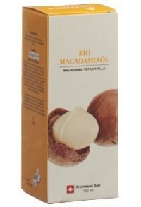 AROMASAN Macadamiaöl Bio 100 ml