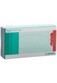 VASCO Nitril Light U-Handsch L latexfr 100 Stk