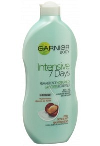 GARNIER BODY Intensiv 7days Karitebutter 400 ml