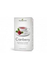 PHYTOPHARMA Cranberry Tee 20 Btl