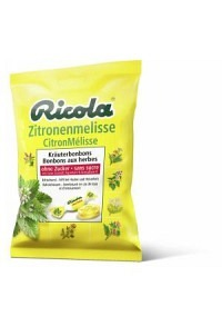 RICOLA Zitronenmelisse Bonbons o Zuck Beutel 125 g