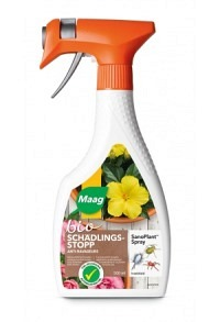 SANOPLANT Spray gegen Schädlinge Fl 500 ml (Achtung! Versand nur INNERHALB der SCHWEIZ möglich!)