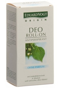 E.VOGT ORIGIN Deo ohne Parfume Roll-on 50 ml