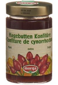 MORGA Konfitüre Hagebuttenmark 350 g