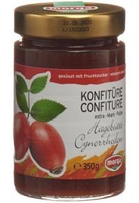 MORGA Konfitüre Hagebuttenmark Fruchtz 350 g