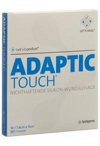 ADAPTIC TOUCH Wunddistanzgitter 7.6cmx11cm 10 Stk