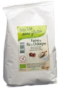 MA VIE S GLUT Mehl Reis und Kastanie 500 g