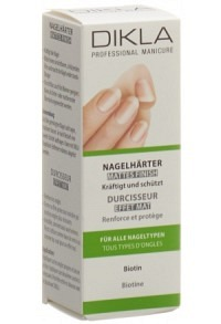 DIKLA Nagelhärter matt Finish Fl 12 ml
