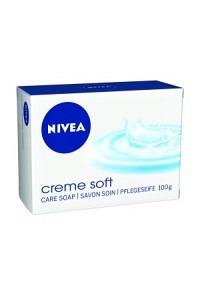 NIVEA Cremeseife Creme Soft Duo 2 x 100 g