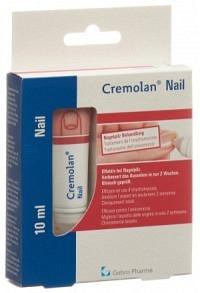 CREMOLAN Nail Lös Tb 10 ml