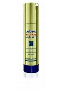 LUBEX ANTI-AGE Night rich Creme 50 ml
