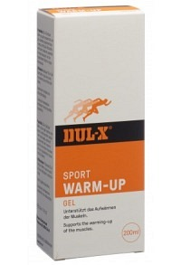 DUL-X Gel Sport Warm-up 200 ml