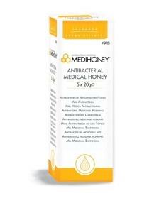 MEDIHONEY Medical Honey Antibacterial 50 g