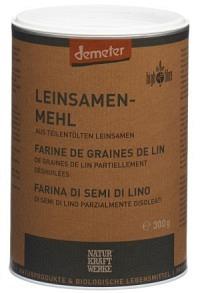 NATURKRAFTWERKE Leinsamenmehl Demeter 300 g