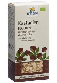 GOVINDA Kastanienflocken Bio 200 g