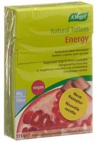 VOGEL Natural Toffees Energy Granatapfel 115 g