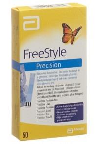 ABBOTT FREESTYLE Precision Teststreifen 50 Stk