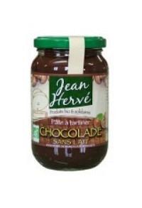 JEAN HERVE Pâte Chocolat sans Lait 350 g