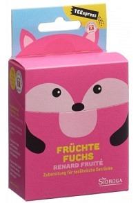 SIDROGA TEExpress Früchte Fuchs 15 Btl 0.3 g