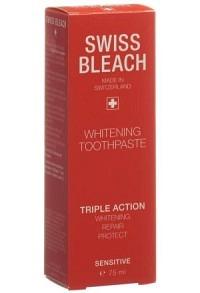 SWISSBLEACH Whitening Zahncreme 75 ml