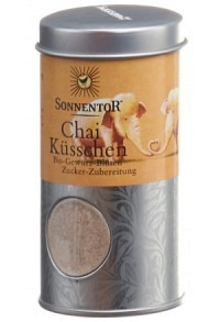SONNENTOR Chai Küsschen Gewürz 70 g