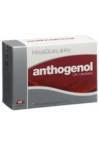 MASQUELIER'S Anthogenol Kaps mit OPC 60 Stk