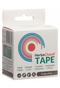 HERBACHAUD Tape 5cmx5m grün