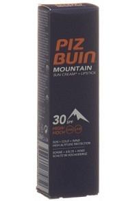 piz buin mountain combi spf30 lipstick spf30 20 ml lippenbalsam creme pomade mein. Black Bedroom Furniture Sets. Home Design Ideas