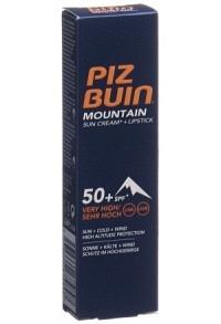 PIZ BUIN Mountain Combi SPF50+ Lipsti SPF30 20 ml