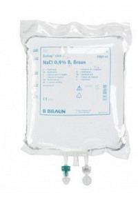 NACL Braun Spül Lös 0.9 % 5000ml Ecobag 2 Stk