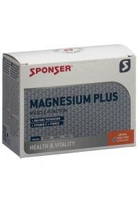 SPONSER Magnesium Plus Fruit Mix 20 Btl 6.5 g