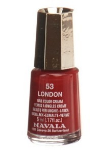 MAVALA Nagellack Mini Color 53 London 5 ml