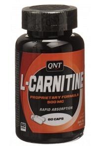 QNT L-Carnitine Kaps 500 mg 60 Stk