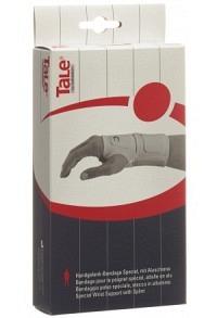 TALE Handgelenk Bandage m Schie 35mm 15cm links we