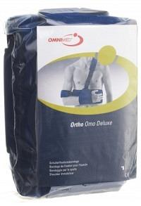 OMNIMED Ortho Omo Deluxe Schulterfix blau