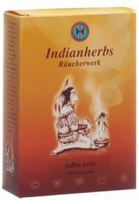 INDIANHERBS Salbei weiss 20 g