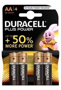 DURACELL Batt Plus Power MN1500 AA 1.5V 4 Stk