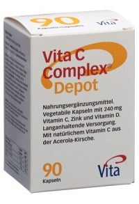 VITA C COMPLEX Depot Kaps 90 Stk