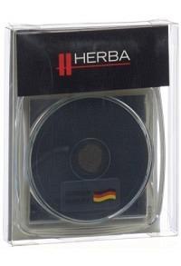 HERBA Taschenspiegel transparent