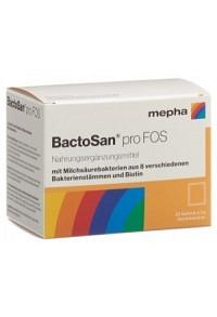BACTOSAN pro FOS Getränkepulver 20 Btl 3 g