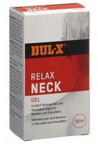 DUL-X Neck Relax Gel 50 ml