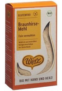 WERZ Braunhirse Mehl Bio 500 g