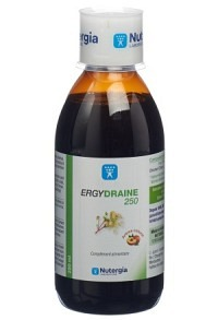 NUTERGIA Ergydraine Fl 250 ml