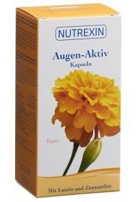 NUTREXIN Augen - Aktiv Kaps Ds 120 Stk