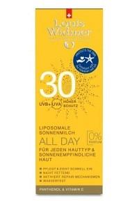 WIDMER All Day 30 Unparf 100 ml