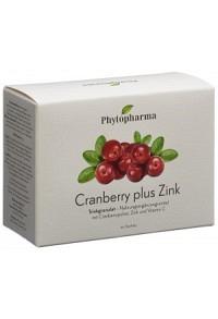 PHYTOPHARMA Cranberry plus Zink Btl 20 Stk