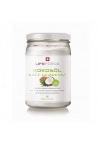 QIBALANCE Kokosöl Bio Glas 500 ml