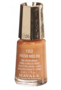 MAVALA Nagellack Mini Color 182 Fresh melon 5 ml