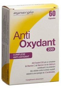 ANTIOXYDANT 200 Kaps 60 Stk